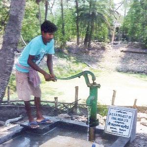 free tube wells