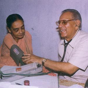 hospital at sree satyananda mahapeeth